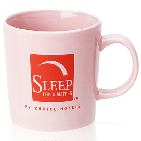 14 oz. Imprinted Cappuccino Mug