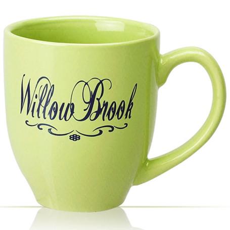 15 oz. Ceramic Bistro Mug