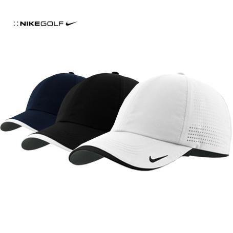 NIKE Golf DriFIT Swoosh Perforated Cap