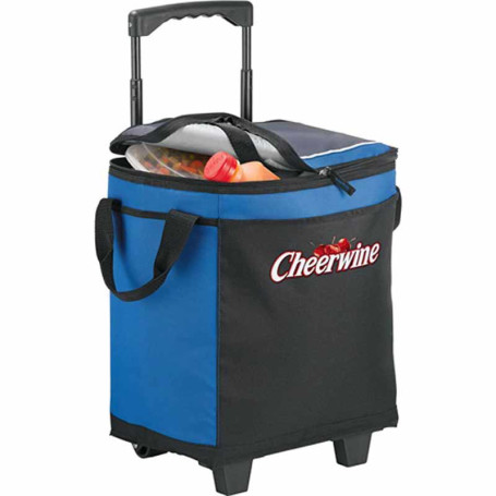 California Innovations 32-Can Rolling Cooler