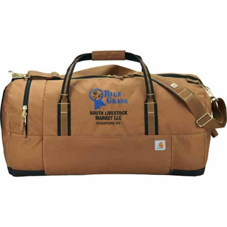 "Custom Carhartt Signature 30"" Work Duffel Bag"