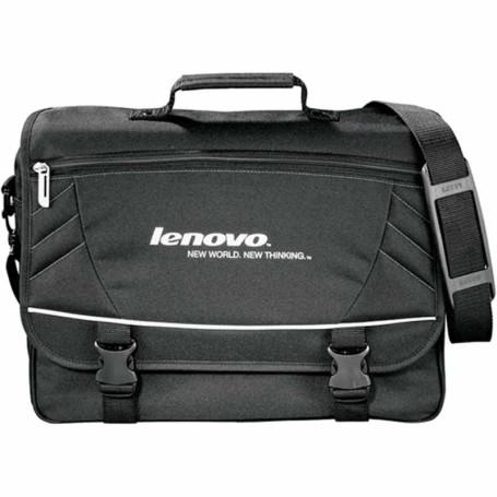 Imprinted Precision Messenger Bag