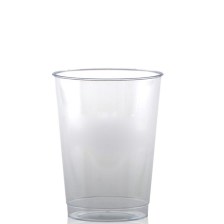 10 oz. Clear Plastic Cups