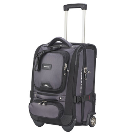 "Custom High Sierra 21"" Carry-On Duffrite"