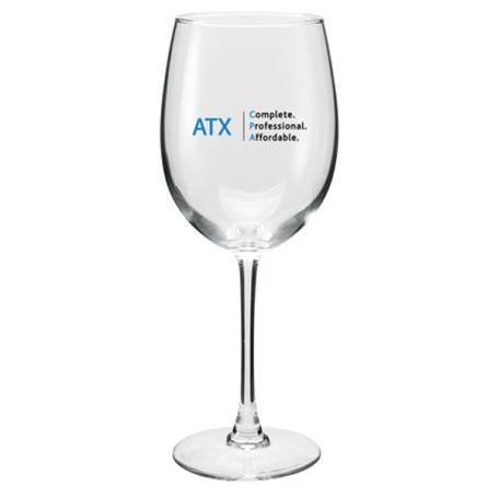 Custom Logo 12 oz. Cachet White Wine