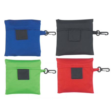 Custom Microfiber Screen Cleaner In Pouch