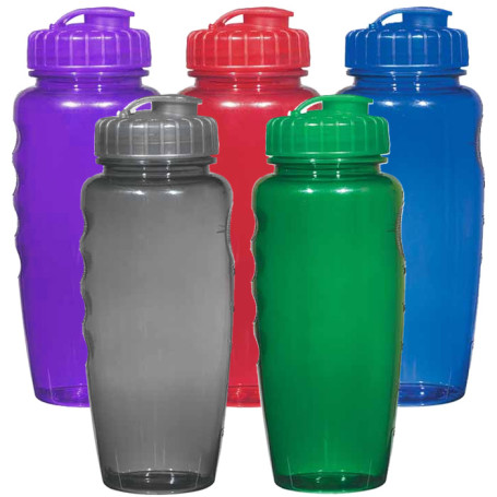 Translucent 30 Oz. Gripper Bottle