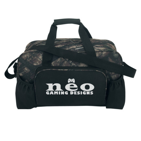 Custom True Timber® Econo Duffel Bag