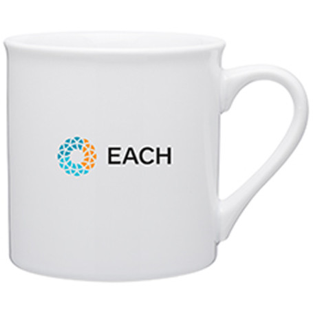 16 oz Zeal Ceramic Mug