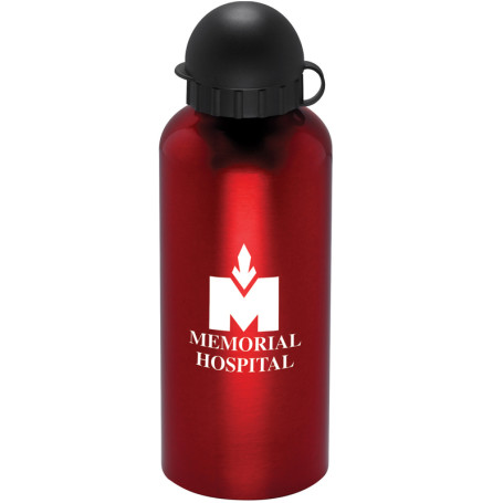 Custom Mojave 21-oz. Aluminum Sports Bottle