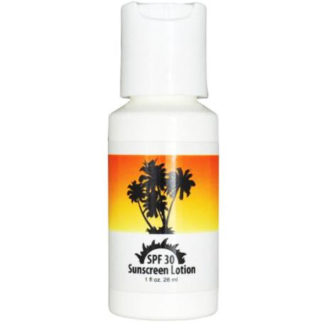 Customizable 1oz. SPF 30 Sunscreen Lotion
