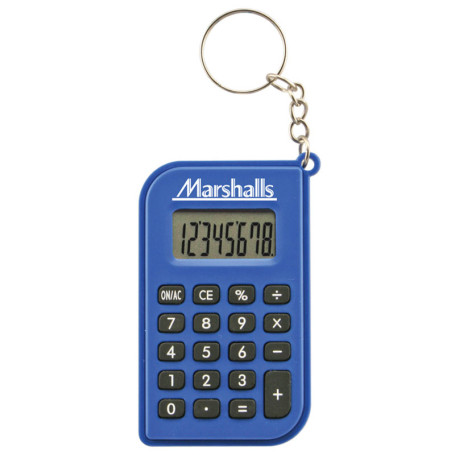 Customized Key Chain Calculator
