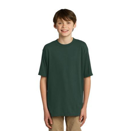 JERZEES Youth Sport 100% Polyester T-Shirt