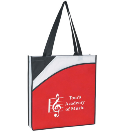 Imprintable Non-Woven Conference Tote Bag