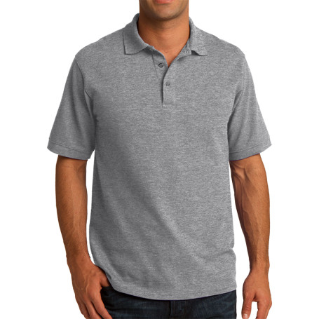 Port & Company 50/50 Pique Polo (Apparel)
