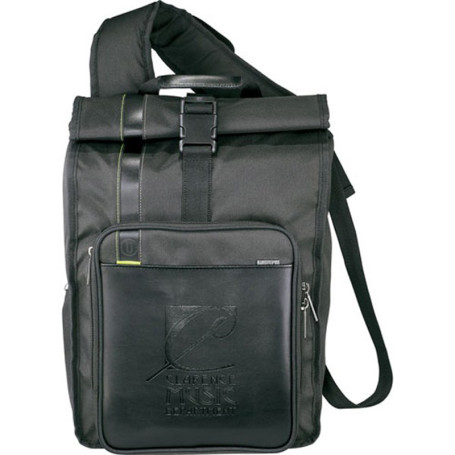 Logo Disrupt Recycled Compu-Sling Backpack