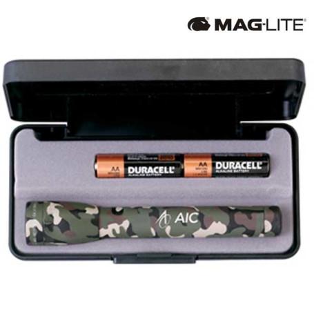 Custom Mag-Lite M2A Camouflage Flash Light