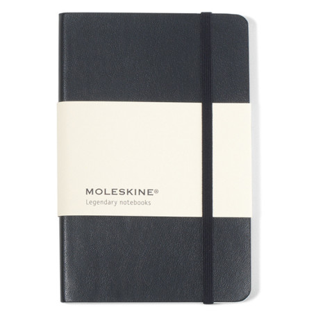 Moleskine Custom Soft Cover Ruled Pocket Notebook