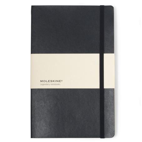 Moleskine Logo Soft Cover Ruled Large Notebook