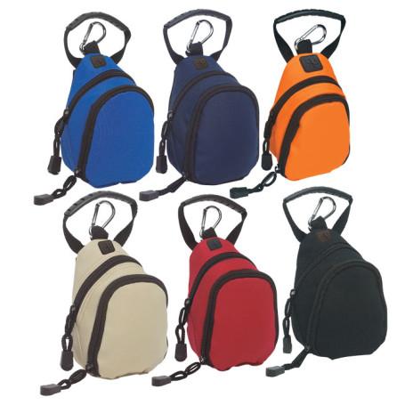 Monogrammed Mini Backpack