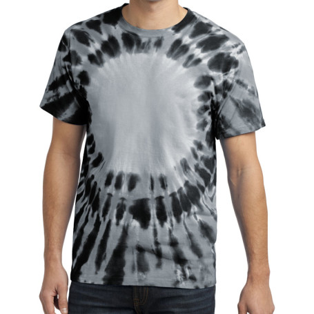 Port & Company -Essential Window Tie-Dye Tee