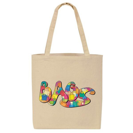 "Personalized ""eGREEN"" Promotional Canvas Tote II"