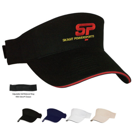 Personalized Sandwich Visor