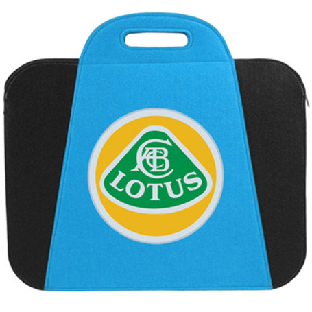 "Printable 17"" Felt Laptop Sleeve with Handle"