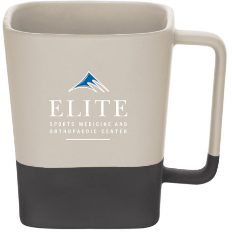 Printable Color Step Ceramic 14 oz. Mug