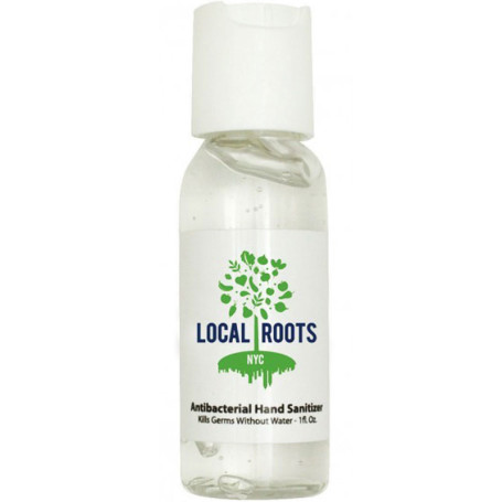 Printed 1oz. Hand Sanitizer