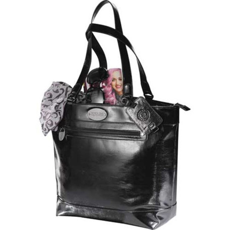 Printed Kenneth Cole Compu-Tote