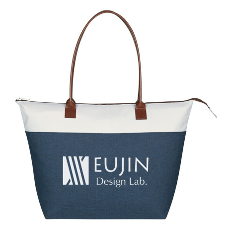 Printed Regatta Tote Bag