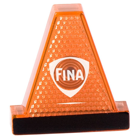 Promo Construction Cone Flashing Button