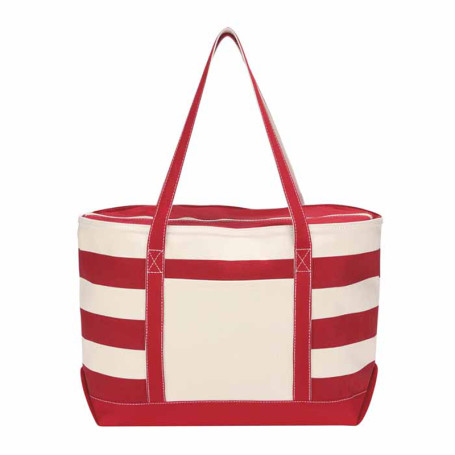 Promo Cotton Canvas Nautical Tote