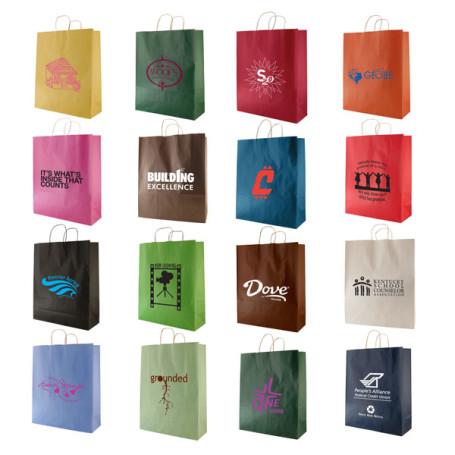 Promo-Tinted-Kraft-shopping-bags