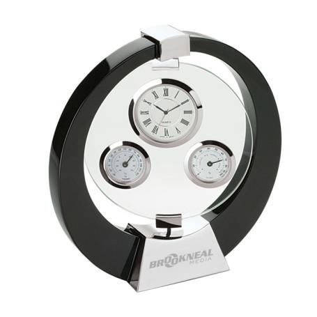 Promotional Desk Clock/Weather Station