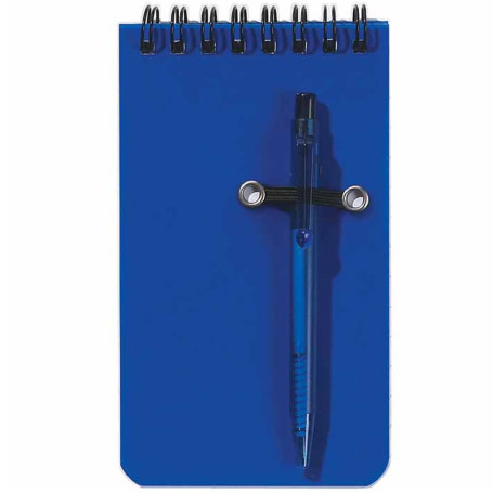 Promotional Spiral Jotter and Pen