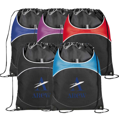 Promotional Vista Cinch Drawstring