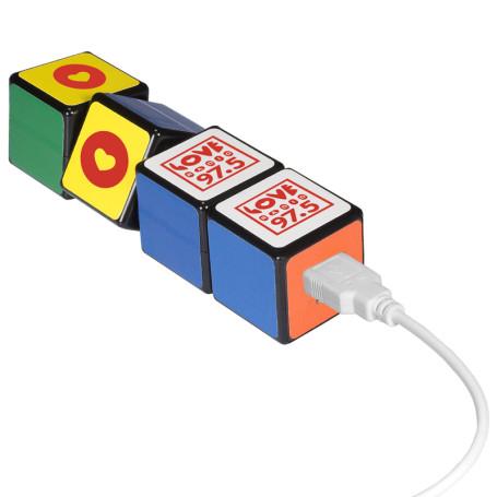 Custom Rubik's® Mobile Charger