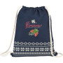 Promotional Fair Isle Cotton Cinch