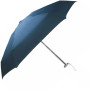 "Monogrammed 38"" Arc Telescopic Folding Umbrella With Contemporary Design Case"