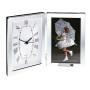 "Promotional 4""x6"" Photo Frame & Hinged Clock"