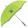 "Custom 46"" Arc Two-Tone Umbrella"