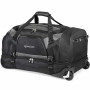 Customizable Vertex Tech Drop Bottom Wheeled Duffel