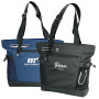 Custom Printed Urban Passage Zippered Travel Business Tote