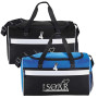 "Customizable 19"" Big Stripe Duffel"