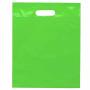 Printed Die Cut Plastic Bags