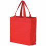 Imprinted Non-Woven Foldable Shopper Tote