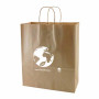 Monogrammed-Natural-Kraft-shopping-bags