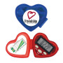 Customizable Heart Shape Pedometer